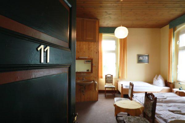 Motorrad Pension Gut Externbrock Zimmer Nummer 11
