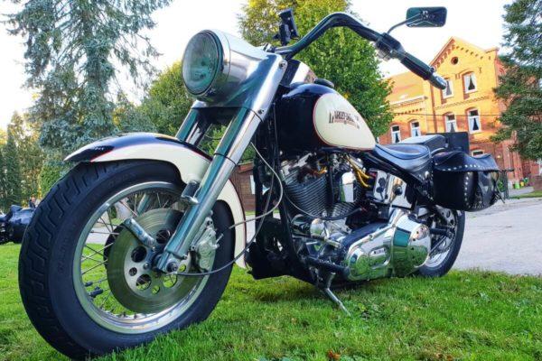 Motorrad Pension Externbrock Harley Treff
